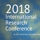 2018 international research conference logo